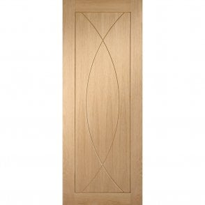 Internal Pre-Finished Oak Pesaro Door