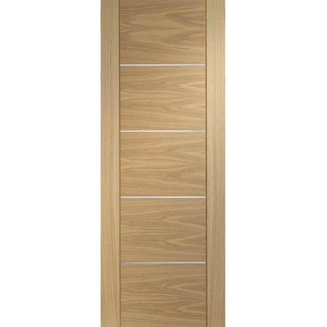 XL Joinery Internal Pre-Finished Oak Portici Fire Door
