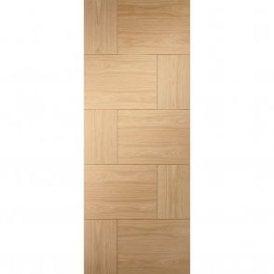 Internal Pre-Finished Oak Ravenna Door