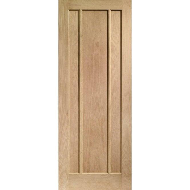 XL Joinery Internal Pre-Finished Oak Worcester Door