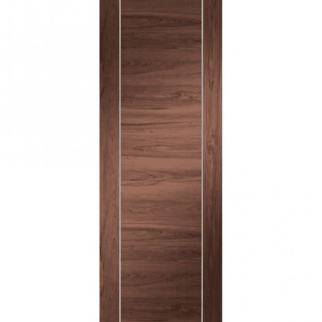 XL Joinery Internal Pre-Finished Walnut Forli FD30 Fire Door