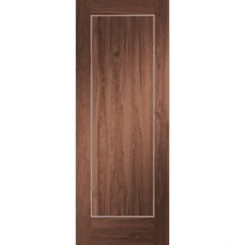 Internal Pre-Finished Walnut Varese FD30 Fire Door