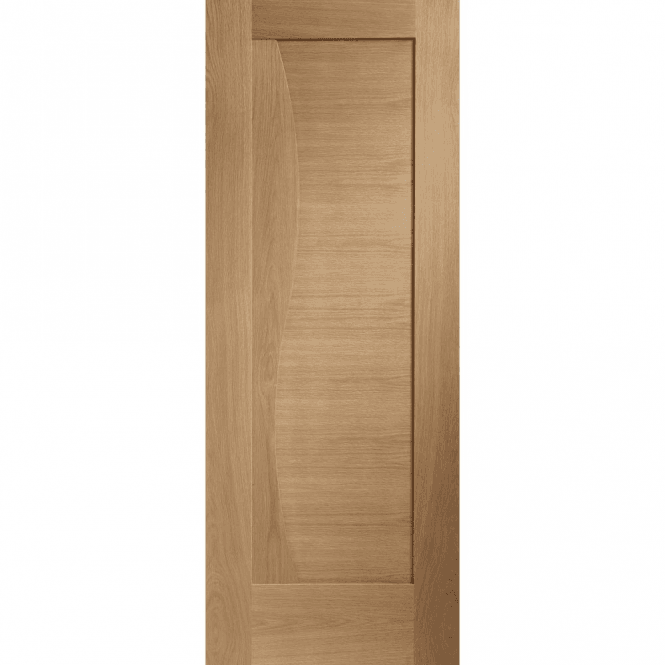 XL Joinery Internal Un-finished Oak Emilia Door