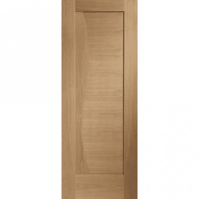XL Joinery Internal Un-finished Oak Emilia Door