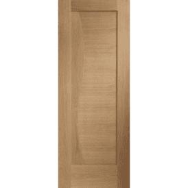 Internal Un-finished Oak Emilia Door