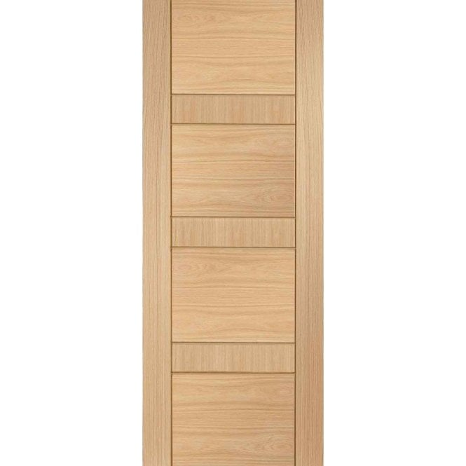 XL Joinery Internal Un-Finished Oak Latina Door