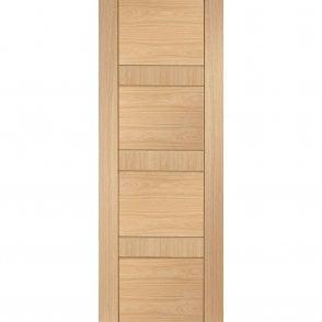 Internal Un-Finished Oak Latina Door