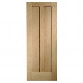 Internal Un-Finished Oak Novara Door