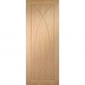 Internal Un-Finished Oak Pesaro Fire Door