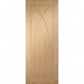 Internal Un-Finished Oak Pesaro Fire Door