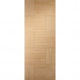 Internal Un-Finished Oak Ravenna Door