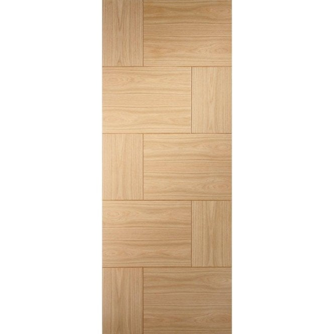 XL Joinery Internal Un-Finished Oak Ravenna Fire Door