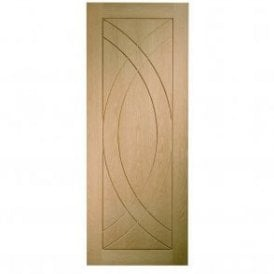 Internal Un-Finished Oak Treviso Fire Door