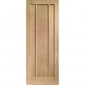 Internal Un-Finished Oak Worcester Fire Door