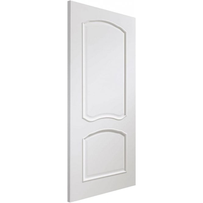 XL Joinery Internal White Fully Finished Louis Door