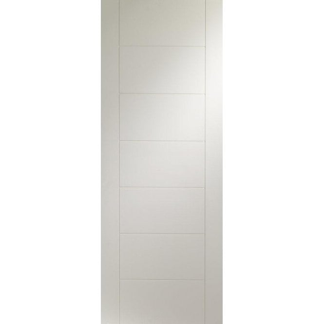 XL Joinery Internal White Primed Palermo Door