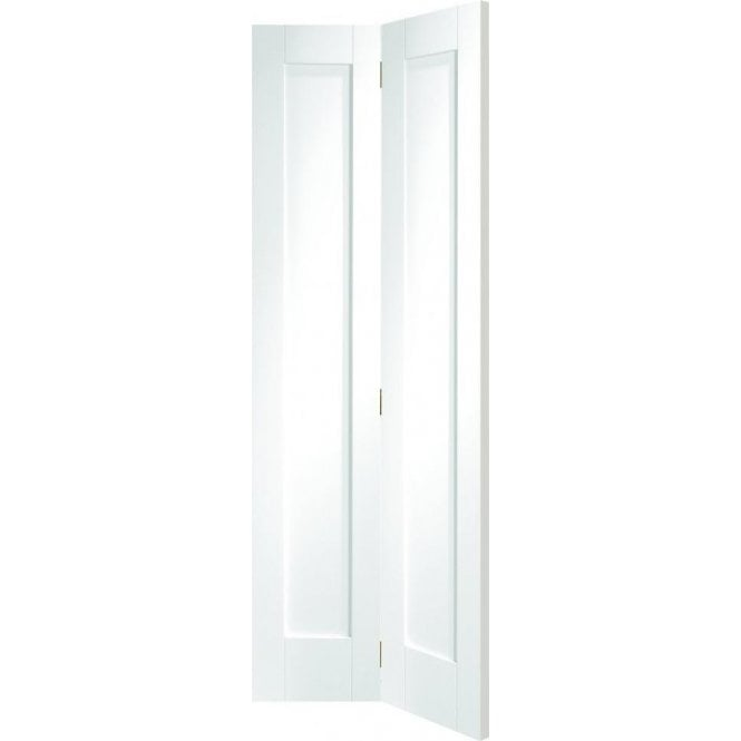 XL Joinery Internal White Primed Pattern 10 Bi-Fold Door