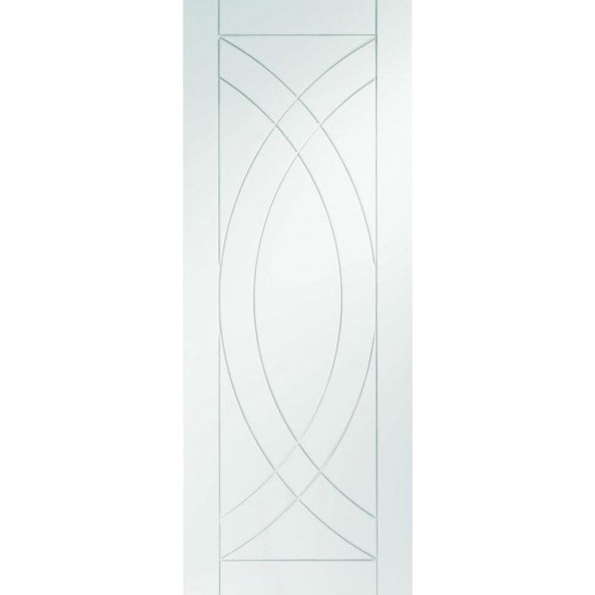 XL Joinery Internal White Primed Treviso Door