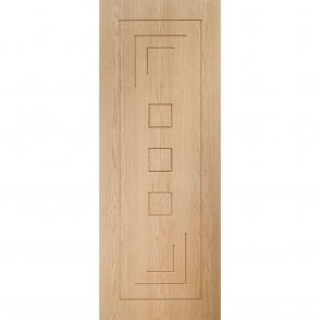 Pre-Finished Internal Oak Altino Door