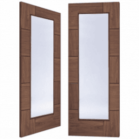 Ravenna Pair Door with Clear Glass